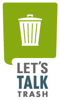 LetsTalkTrash logos
